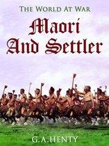 Maori and Settler