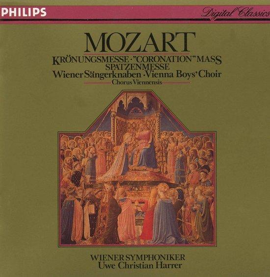 Mozart: Coronation Mass; Inter natos mulierum; Spatzenmesse