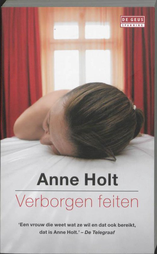 Verborgen feiten - Anne Holt   Fthsonline.com