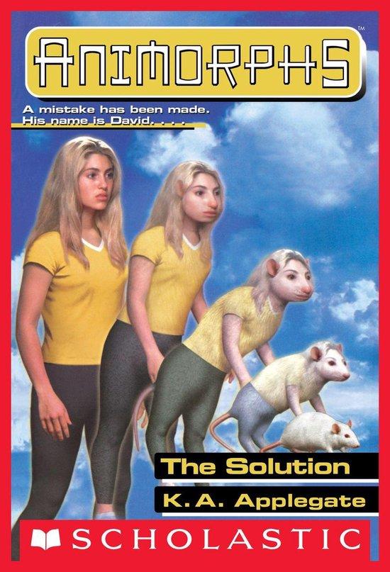 The Solution (Animorphs #22)