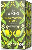Pukka clean matcha green Thee