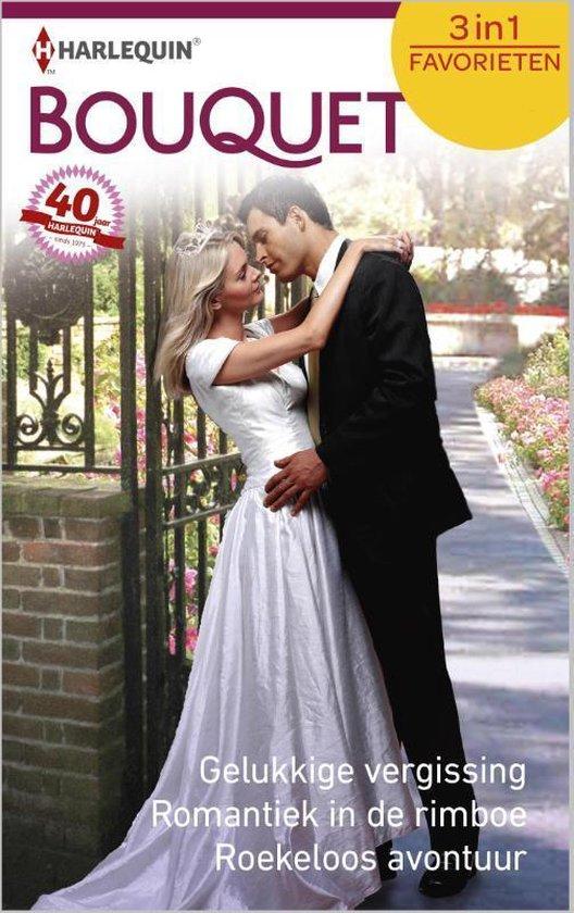 Gelukkige vergissing / Romantiek in de rimboe / Roekeloos avontuur - Bouquet Favorieten 447, 3-in-1 - Belinda Barnes |