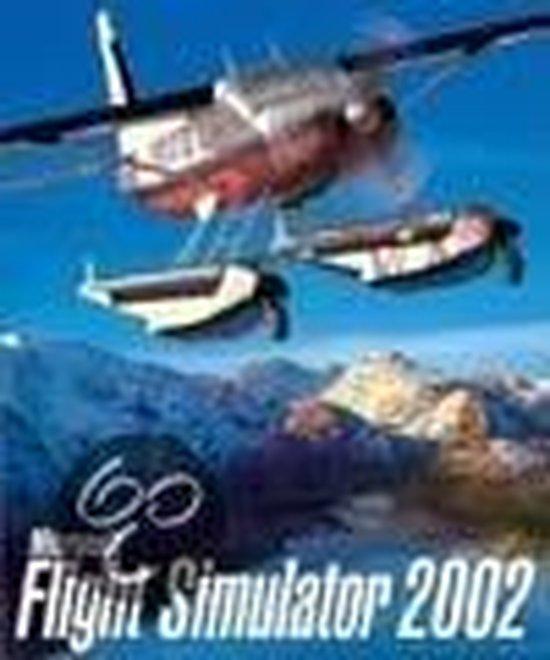 Flight Simulator 2002 – Windows