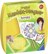 Mini Mandala-Designer - Paarden