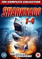 Sharknado Complete Collectie - 1-4