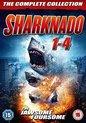 Sharknado 1-4