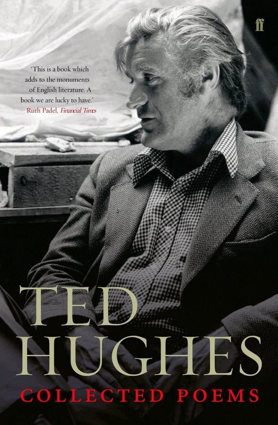 Boek cover Collected Poems of Ted Hughes van Ted Hughes (Onbekend)