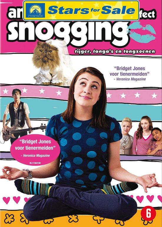 Cover van de film 'Angus, Thongs & Perfect Snogging'