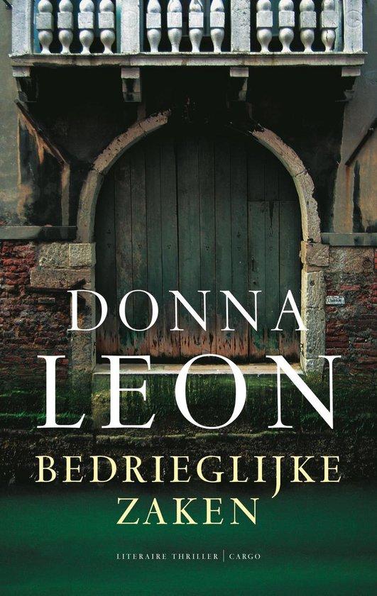 Bedrieglijke Zaken - Donna Leon pdf epub