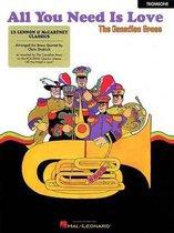 Boek cover Canadian Brass - All You Need is Love van John Lennon