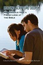Boek cover Reading Scripture Deeply van Richard S Hess