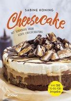 Boek cover Cheesecake van Sabine Koning