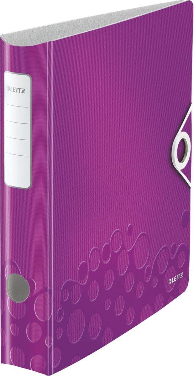 Leitz WOW Premium Ordner - Classeur - 50mm - paars