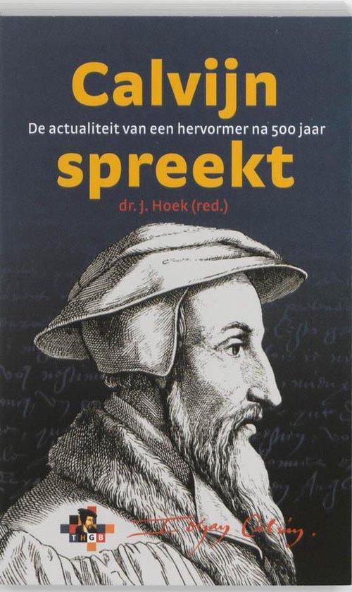 Calvijn spreekt - Jan Hoek pdf epub