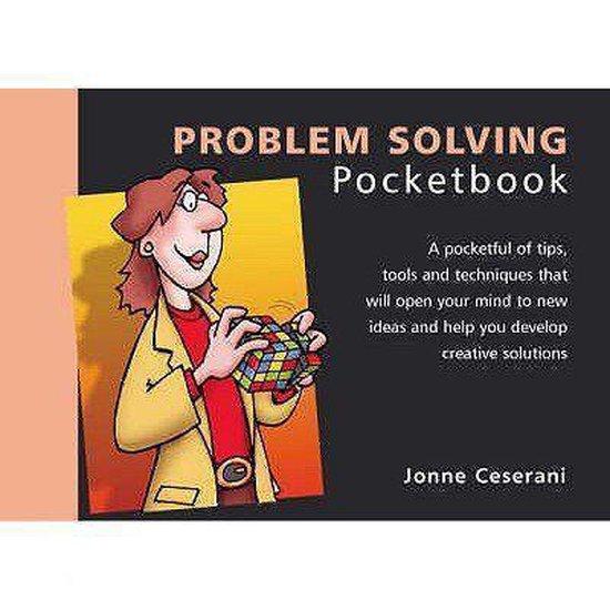 Boek cover Problem Solving Pocketbook van Jonne Ceserani