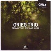 Andante Con Moto/Piano Trio Op.15/50