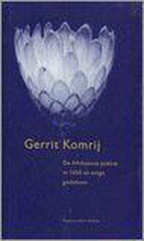 De afrikaanse poëzie in duizend en enige gedichten - Gerrit Komrij |