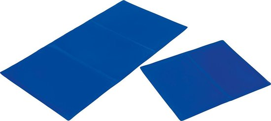 Nobby koelmat - Blauw - 50 x 40 cm