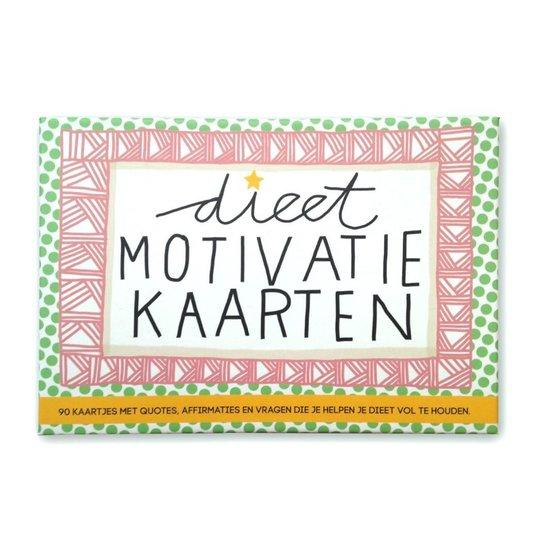 dieet motivatie kaarten - Jose Steens   Fthsonline.com
