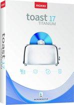 Roxio Toast Titanium 17 - Engels / Frans / Duits - Mac Download