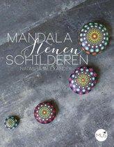 Mandalastenen schilderen