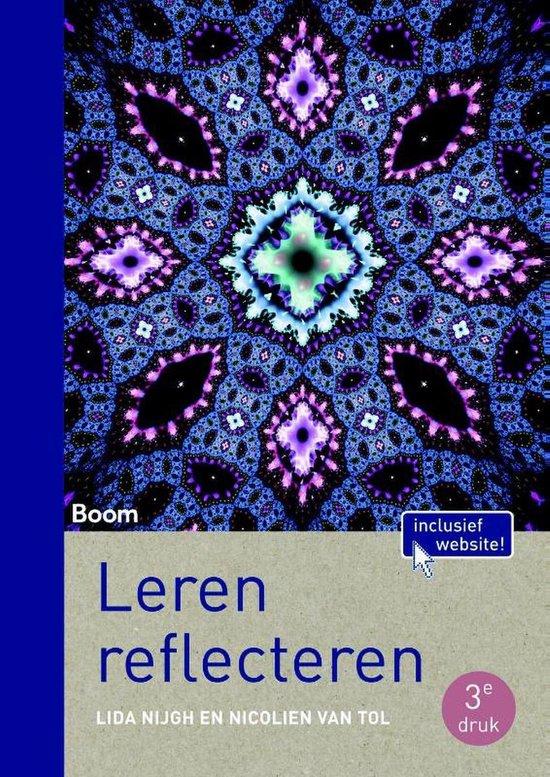 Leren reflecteren - Lida Nijgh |