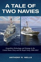 Boek cover A Tale Of Two Navies van Anthony Wells