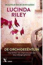 Boek cover De Orchideeëntuin van Lucinda Riley
