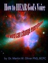 How to Hear God?s Voice