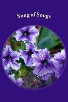 Boek cover Song of Songs van Mr Pj Perkins