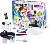 Microscoop 15 experimenten - BUKI
