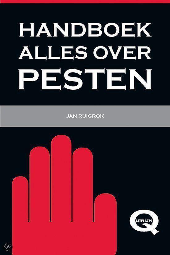 Handboek 'Alles over pesten' - J. Ruigrok; M. Bakker-de Jong; D. Verhagen