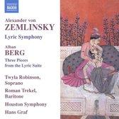 Zemlinsky: Lyric Symphony