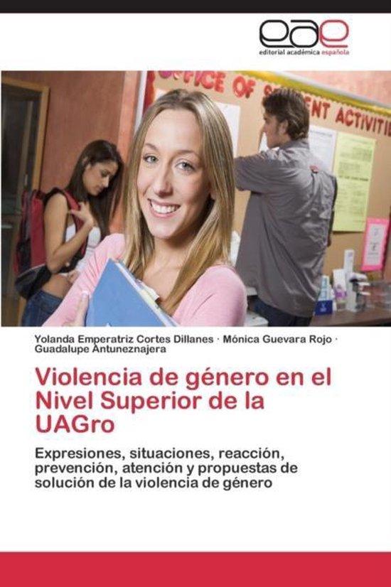 Violencia de genero en el Nivel Superior de la UAGro