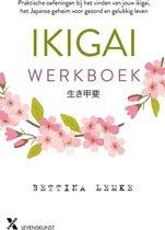 Boekomslag van 'Het Ikigai werkboek'