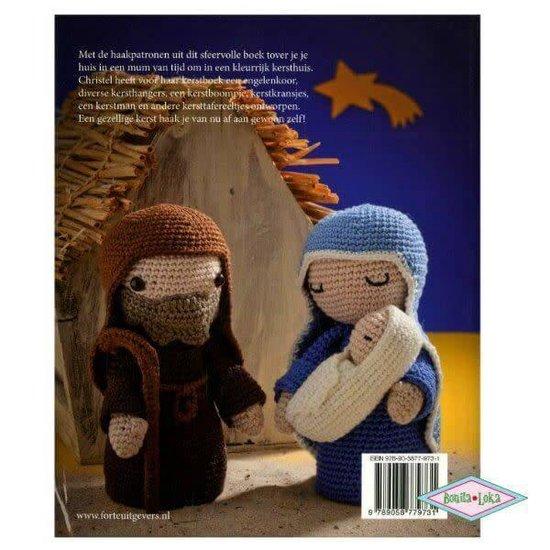 Christels kerstboek - Christel Krukkert