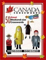 O Canada Crosswords Book 6