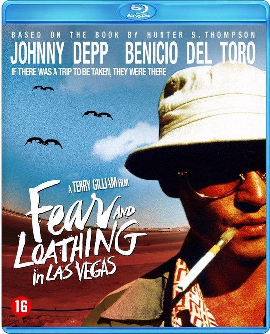 Cover van de film 'Fear And Loathing In Las Vegas'