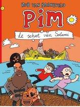 Pim 01. de schat van salami (herdruk)