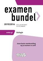 Examenbundel Vmbo-gt; Biologie; 2015/2016
