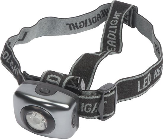 Camp-gear Hoofdlamp - Verstelbaar - 150 Lumen