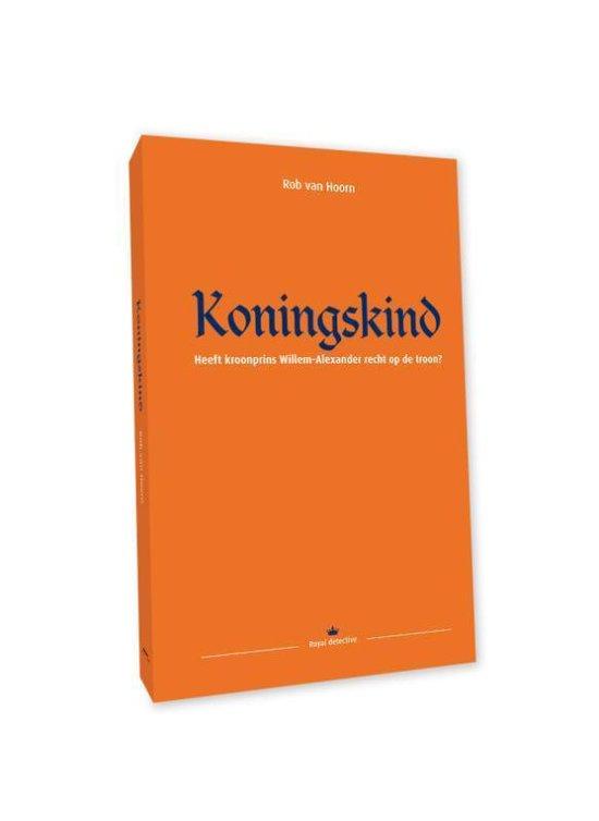 Koningskind - R. van Hoorn  