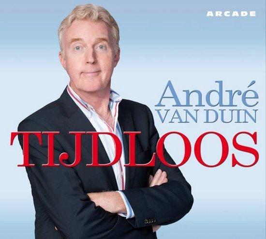 CD cover van Tijdloos van Andre Van Duin