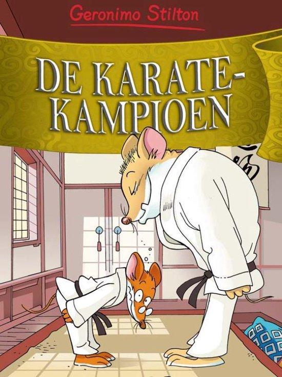 De karatekampioen - Geronimo Stilton |