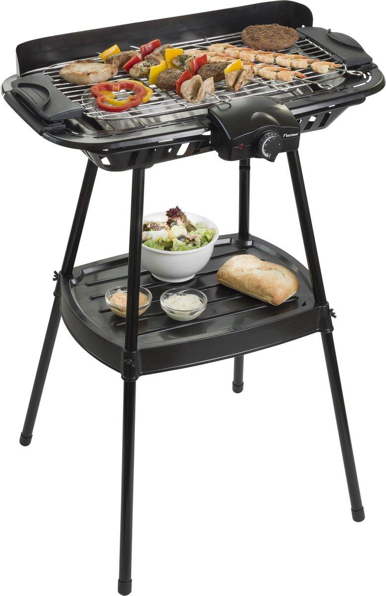 Tristar BQ 2880 Elektrische barbecue zwart Barbecue kopen