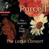 The Locke Consort - Ten Sonatas In Four Parts