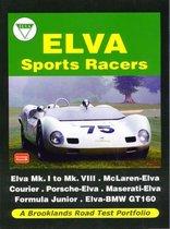 Elva Sports Racers Road Test Portfolio