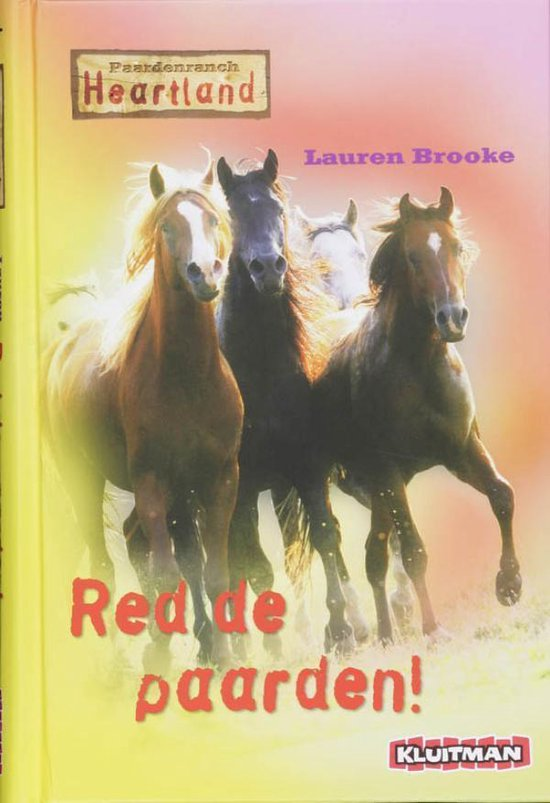 Red de paarden - Lauren Brooke |