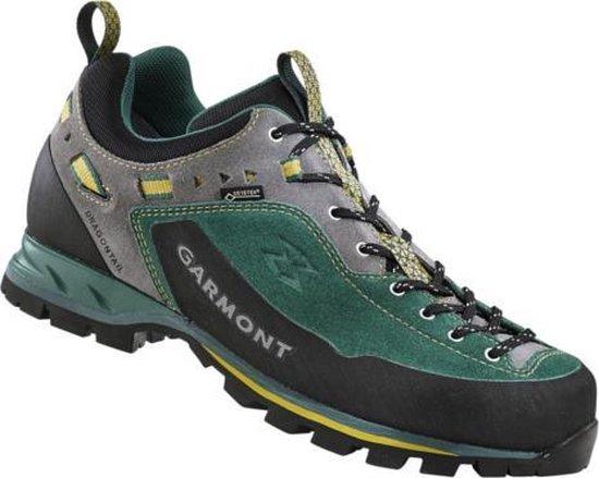 Garmont Dragontail MNT GTX wandelschoenen Heren grijs/groen maat UK 8 | EU 42