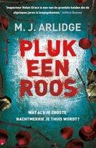 Boek cover Helen Grace 3 - Pluk een roos van M.J. Arlidge